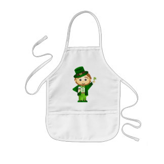 Saint Patrick s Day Aprons