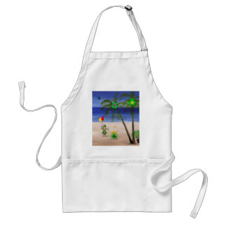 Saint Patrick s Day at the Beach jpg Aprons