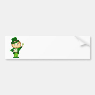 Saint Patrick s Day Bumper Sticker