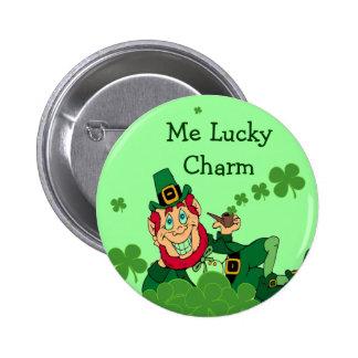 Saint Patrick s Day Button