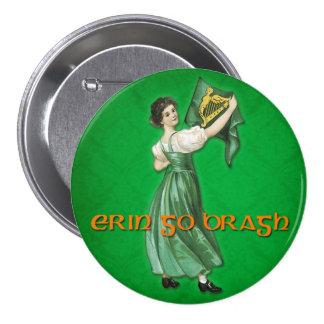 Saint Patrick s Day Button No1