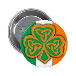 Saint Patrick s Day Button No4
