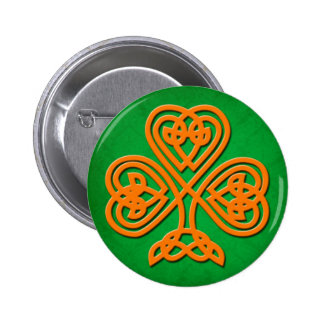 Saint Patrick s Day Button No5