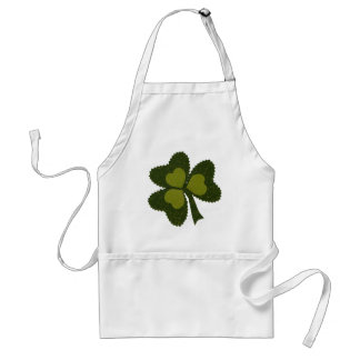 Saint Patrick s Day collage series 9 Aprons