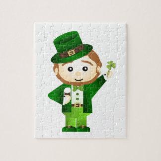 Saint Patrick' S Day Jigsaw Puzzle