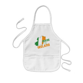 Saint Patrick s Day Made in Ireland T-Shirt Apron