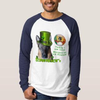 Saint Patrick's German Shepherd Owner Shirt
