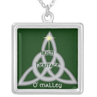 Saint Patrick s Miracles Necklace Charm-Customize