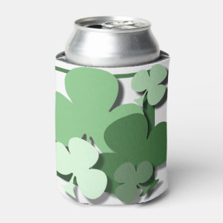 SAINT PATRICK'S DAY CAN COOLER