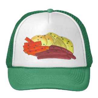 Saint Patrick's Day Corned Beef Cabbage Foodie Hat