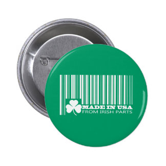 Saint Patrick's Day Fun Buttons