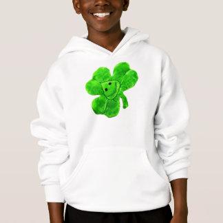 Saint Patrick's Day Funny Irish Shamrock Hood