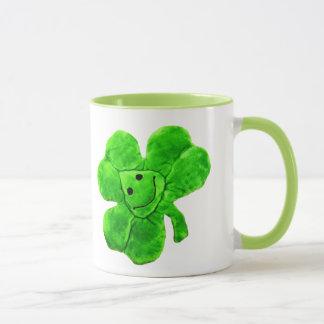 Saint Patrick's Day Funny Irish Shamrock Mug