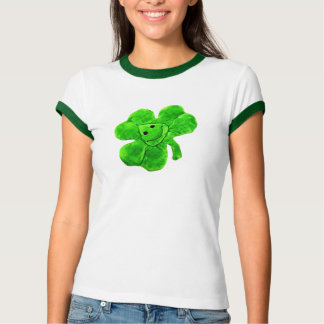 Saint Patrick's Day Funny Irish Shamrock T-Shirt