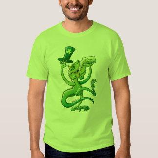 Saint Patrick's Day Iguana Shirt