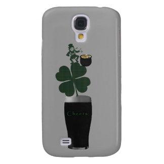 """Saint Patrick's Day Irish Ale"" phone case.* Galaxy S4 Case"