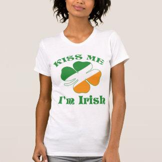 Saint Patricks Day Kiss Me Shirt