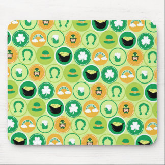 Saint Patrick's Day Mouse Mat
