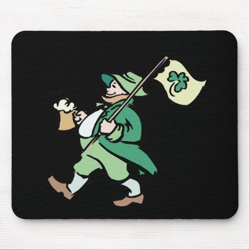 Saint Patricks Day Mousepad