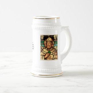 Saint Patrick's Day Religious Gift Beer Mugs