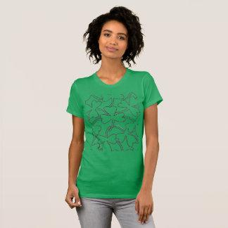 Saint Patrick's Day Shamrocks T-Shirt