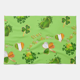 Saint Patrick's Day Towels