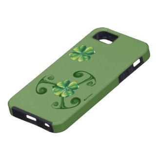 Saint Patrick's Day & Triskele.Lá Fhélie Pádraig iPhone 5 Covers
