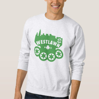Saint Patricks Day Westlawn Crew Necks Sweatshirt