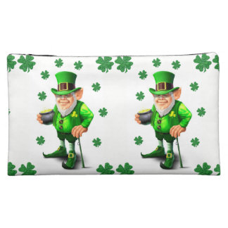saint patricks girls baggette cosmetic bag