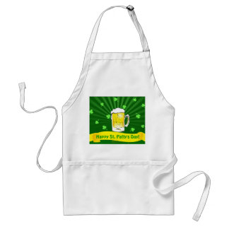 Saint Patty's Day Kitchen Apron