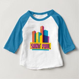 Saint Paul in Design Baby T-Shirt