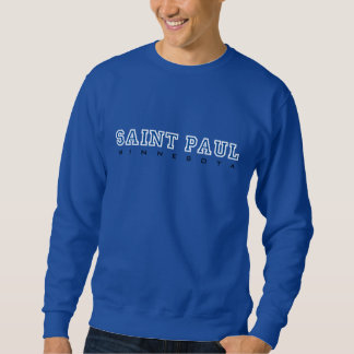 Saint Paul, MN - Letters Sweatshirt