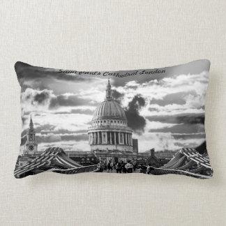 Saint Paul's Cathedral London. Lumbar Pillow