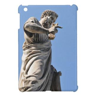Saint Peter statue in Rome, Italy iPad Mini Cover