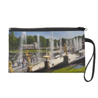 Saint Petersburg, Grand Cascade fountains 14 Wristlet Purses