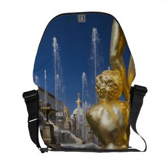 Saint Petersburg, Grand Cascade fountains 2 Commuter Bags