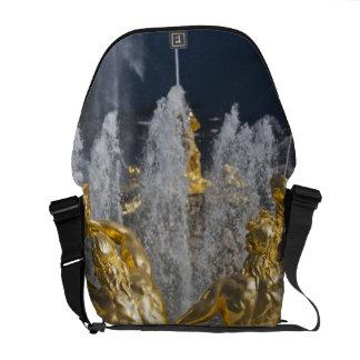 Saint Petersburg, Grand Cascade fountains 4 Messenger Bag