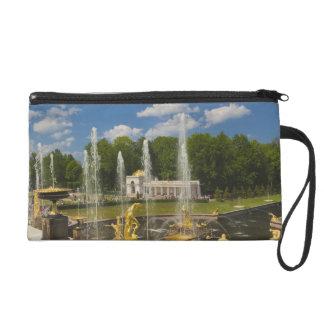 Saint Petersburg, Grand Cascade fountains 7 Wristlet Clutches