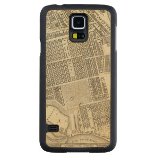 Saint Petersburg, Russia 5 Carved Maple Galaxy S5 Case