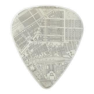 Saint Petersburg, Russia 8 Acetal Guitar Pick