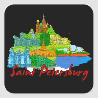 Saint Petersburg - Russia.png Stickers