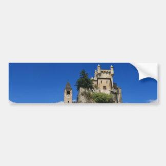 Saint Pierre Castle, Italy Bumper Stickers