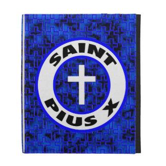 Saint Pius X iPad Case