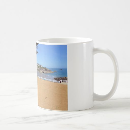 Saint-Quay-Portrieux in France Coffee Mugs