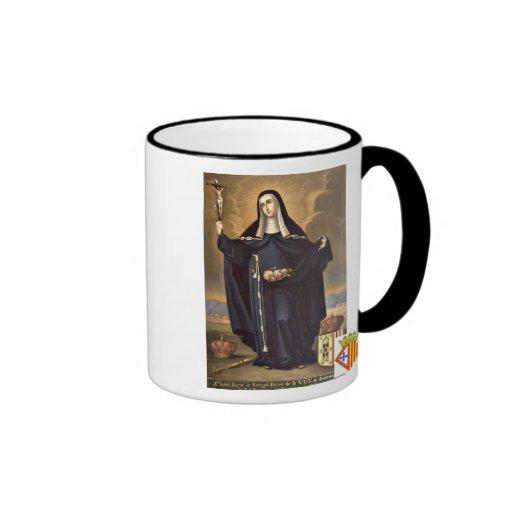 SAINT QUEEN ELIZABETH of Portugal Mug