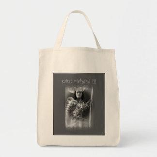 Saint Richard III Grocery Tote Bag