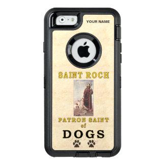 SAINT ROCH (Patron Saint of Dogs) OtterBox iPhone 6/6s Case