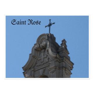 Saint Rose Santa Rosa Ca Post Cards