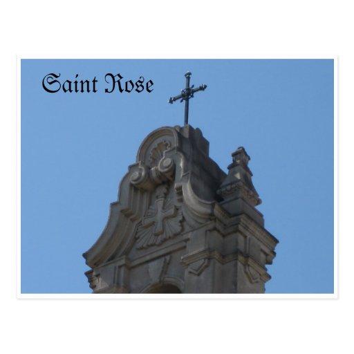 Saint Rose Santa Rosa, Ca. Post Cards