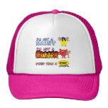 saint& sinner trucker hat